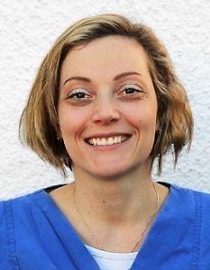 Melanie Lanzl - Praxishilfe